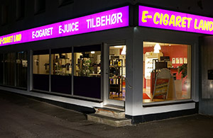 Butikken i Roskilde