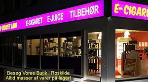 Ecigaret land - stort udvalg af e-juice